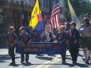 Cub Scouts- Andover