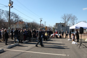 Ground Breaking Ceremony Held at Third and Valley in South Orange, photo 9