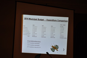 Westfield Town Council Presents Proposed 2014 Budget, photo 9