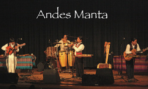 Music from the Andes Mountains performed at Mountain Park Elementary School, photo 1