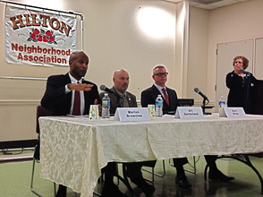Maplewood Township Committee Candidates Face Off in Forum, photo 1
