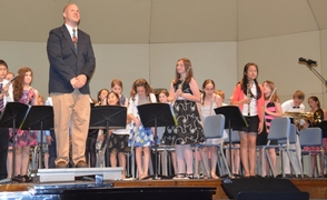 Westfield Elementary Students Capture All City Music Awards, photo 1