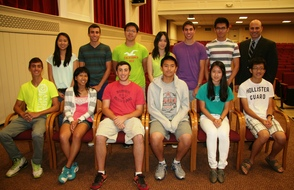 First Week of School is Marked by 12 Livingston Seniors Being Recognized as National Merit Scholarship Semifinalists, photo 1