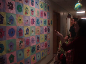 Westminster Nursery School Art Show