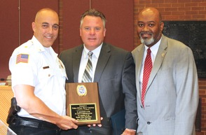 Proclamations Awarded to Retiring Roselle Police Officers and Detectives, photo 9