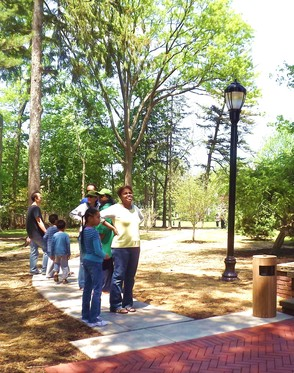 Ridgeway Park Opening
