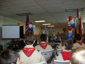 C.J. Scalera Earns The Honor of Eagle Scout , photo 5