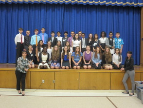 Kilmer Students Participate In Bi-District Debate, photo 1