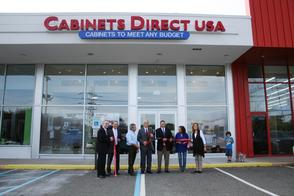 Cabinets Direct Usa Ribbon Cutting After The