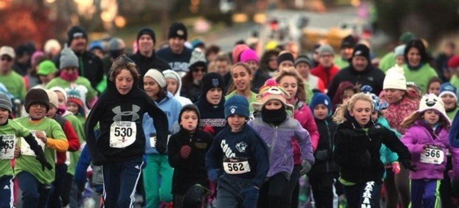 Turkey Trot Raises 15K for Fire Department and Diabetes Research