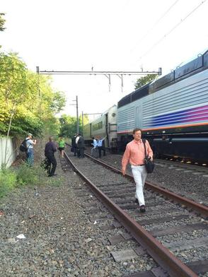 Pic of NJ Transit train #1009