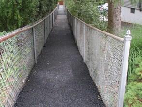 Porous Path