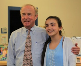 Rep Frelinghuysen and Jamie Rennie