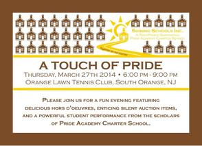 A Touch of Pride Fundraising Benefit, photo 1