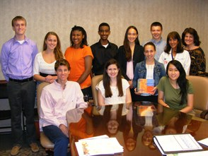 New Providence Students Pilot Junior Board Program with Overlook Foundation, photo 1