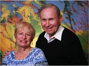 Ruth and Marty Barber