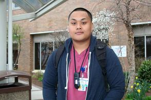 Ian Aquino, PT Aide and Graduate of YTTW