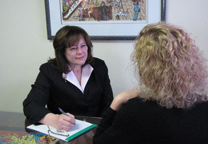 Legal Education Services at Project Self-Sufficiency