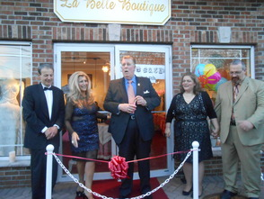 La Belle Boutique Grand Opening: Kicks Off With Prom Bash, photo 7