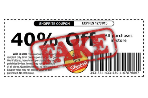photograph relating to Yonkers Printable Coupons identified as Shoprite discount coupons 40 - Retail coupon roundup