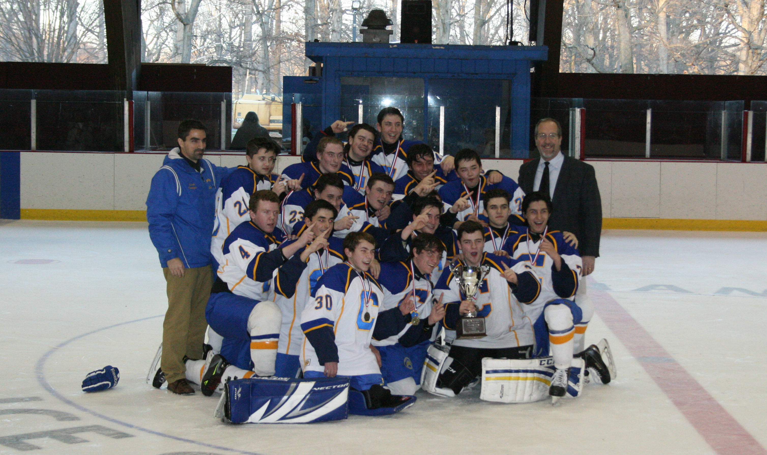 New jersey union county cranford - Cranford Hockey Captures First Union County Cup