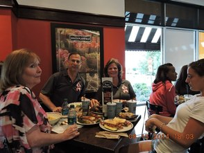 South Plainfield Residents Flock to the Corner Bakery Café , photo 3
