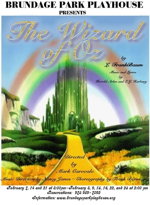 Auditions for 'Wizard of Oz' at Brundage Park Playhouse, photo 1