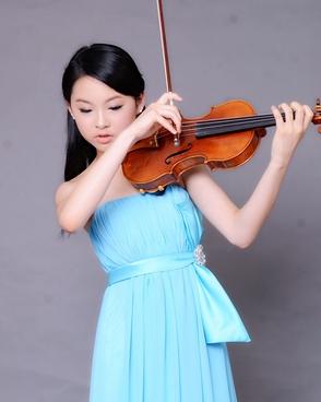 Katie Liu, violin
