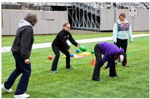 Livingston's YMCA Supports Healthy U Initiative