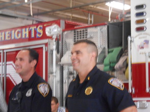 Sen. Cory Booker and Rep. Leonard Lance Visit Berkeley Heights To Present $185,360 Federal Grant For Firefighter Assistance, photo 11