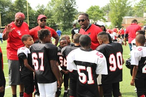 Roselle Pop Warner Football Hosts Jamboree for 10 Towns in New Jersey, photo 34