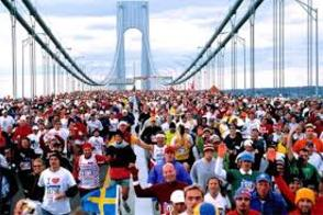 Davison, Leto, Donoghue Lead Chatham Runners in NYC Marathon, photo 1