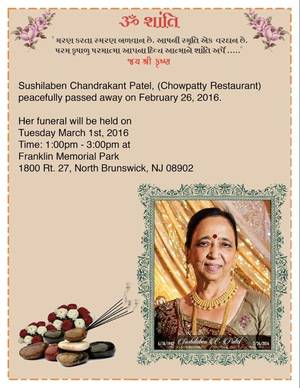 Obituary_6e56d1d990de7c4d60d9_fa91d91f9ad37dff2ffb_5a0902f2e323362cf38c_funeral_and_creamation_for_late_sushilaben_patel