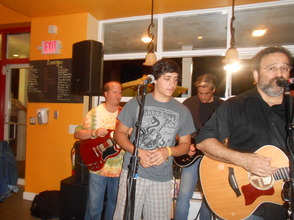 "Seventh Stage ""Last Performance"" To Packed House At Pete's Place, photo 2"