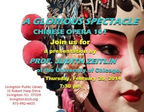 A Gorgeous Spectacle: Chinese Opera 101