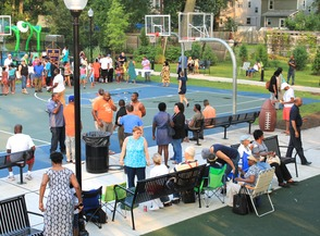 Roselle Community Comes Together for National Night Out Against Crime Festivities, photo 18
