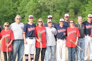 Gov. Livingston Baseball Celebrates Their Seniors With 12-2 Win Over Linden, photo 14