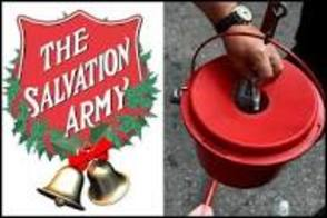 The Salvation Army seeks 1,000 Volunteer Bell-Ringers for Its Red Kettle Campaign, photo 1