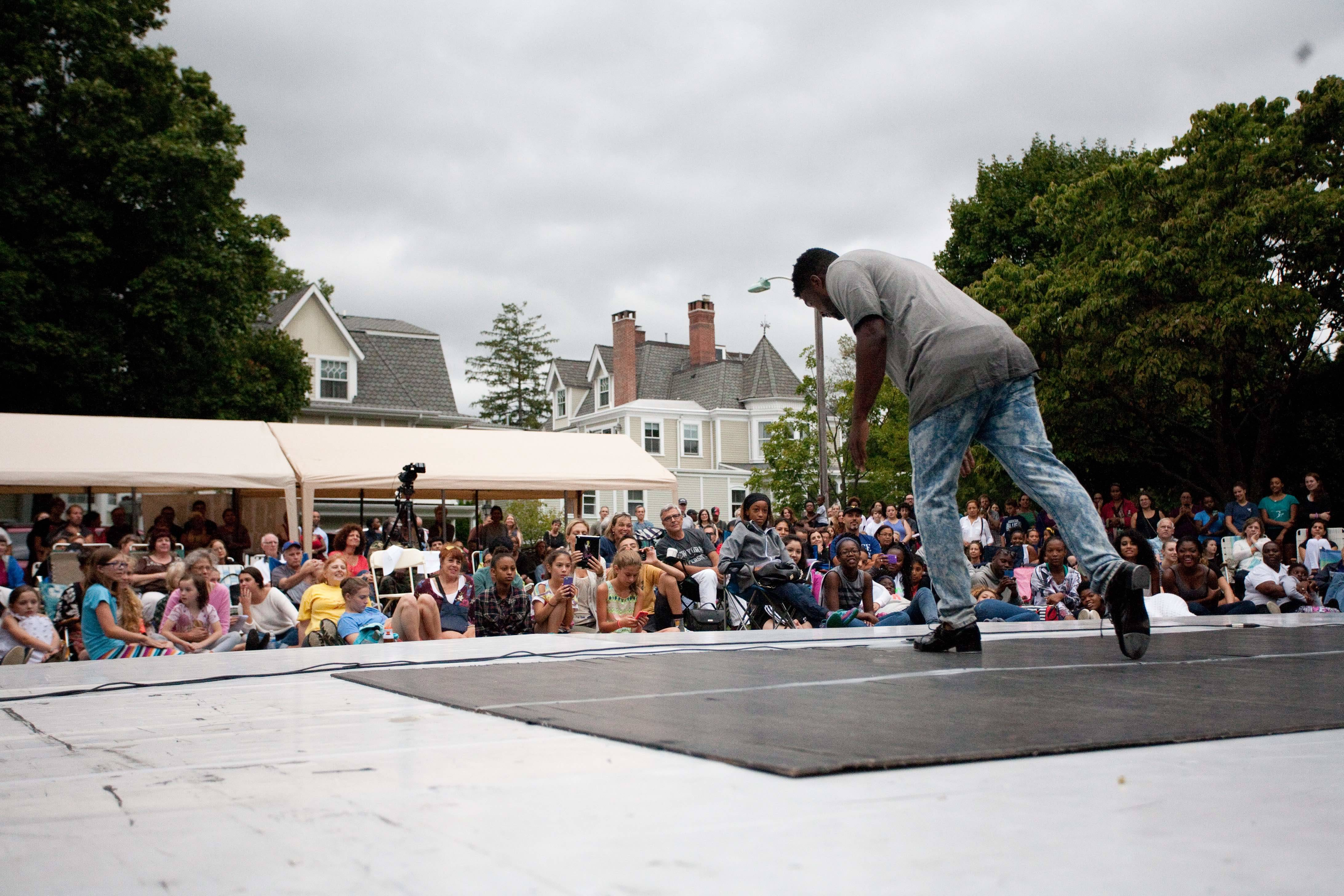 DANCE ON THE LAWN RETURNS TO MONTCLAIR - OUTDOOR DANCE FESTIVAL SEPT. 10 - FREE!