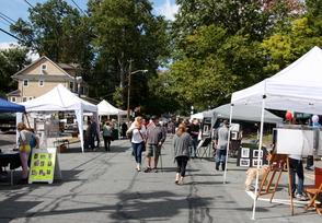 Maplewood 'Art Walk & Music Fest' Generates Big Interest, photo 3