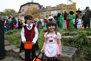 Halloween Festivities Fill South Orange Village Center, photo 16