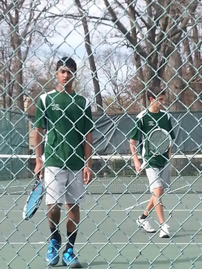 Livingston Boys Tennis Falls to Newark Academy, photo 1