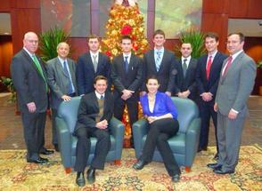 Montclair State University Students Team Up with Peapack-Gladstone Bank