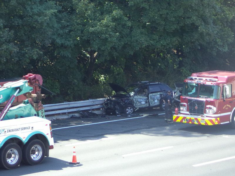 Fatal Route 280 Crash Claims Three Lives in East Orange | TAPinto