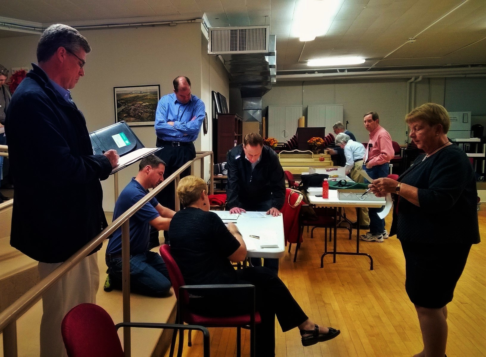 Cranbury Cook And Taylor Re Elected To Township Committee South Brunswick Cranbury Nj News