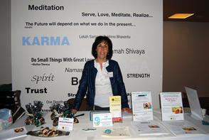 Holiday Art, Health and Wellness Fair at Sacred Karma Yoga, photo 5