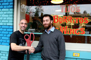 South Orange Officially Welcomes Tito's Burritos & Wings, photo 2