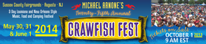 Michael Arnone's 25th Annual Crawfish Fest , photo 1