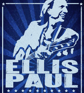 Ellis Paul Poster