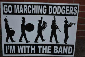 Madison Marching Dodgers Making Noise on Oct. 6, photo 1